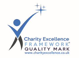 Logo: Charity Excellence Framework - Quality Mark