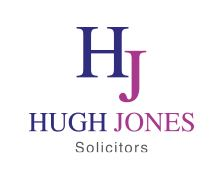 Logo: Hugh Jones Solicitors